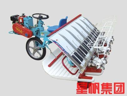 水稻插秧机